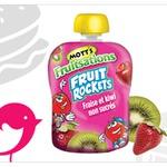 Nouvelle offre du Club des bancs d'essai : Mott's Fruitsations* Fruit Rockets