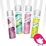 Big Brand Challenge: Batiste Dry Shampoo