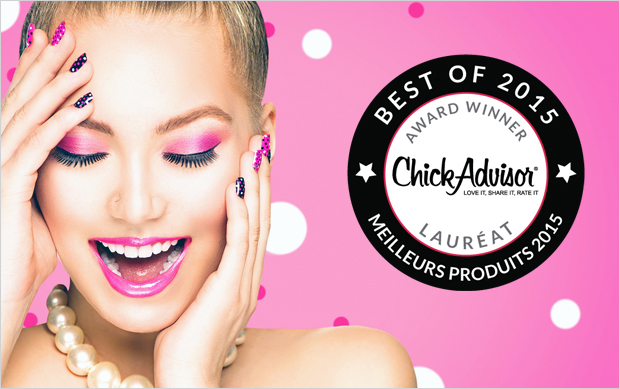 ChickAdvisor Reviewers Choice Awards: Top-Rated Products