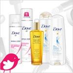 Nouvelle offre du Club des bancs d'essai: Soins des cheveux Dove