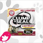 New Product Review Club Offer: Arm & Hammer Clump & Seal LightWeight Cat Litter