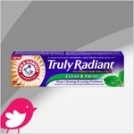 New Product Review Club Offer: Arm & Hammer™ Truly Radiant™ Toothpaste