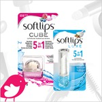 New Product Review Club Offer: Softlips LUXE & CUBE 5-in-1 Lip Care