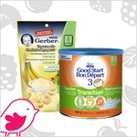 New Product Review Club Offer:  NESTLÉ GERBER Yogurt Melts® and NESTLÉ GOOD START 3 Toddler Transition