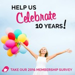 Want ChickAdvisor Swag? Take Our Annual Survey!