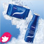 New Product Review Club Offer: NIVEA Creme Care Facial Cleansers