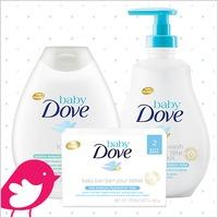 New Product Review Club Offer / Club des bancs d'essai : Baby Dove
