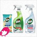 New Product Review Club Offer / Club des bancs d'essai : Vim Household Products