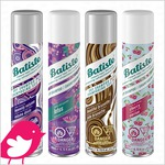 New Product Review Club Offer / Club des bancs d'essai : Batiste Dry Shampoo