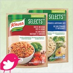 New Product Review Club Offer / Club des bancs d'essai : Knorr Selects