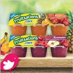 New Product Review Club Offer / Club des bancs d'essai : Mott's Fruitsations* +Fibre