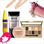 New Product Review Club Offer / Club des bancs d'essai : Maybelline New York Cosmetics
