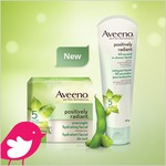 New Product Review Club Offer / Club des bancs d'essai : AVEENO® POSITIVELY RADIANT® Facial