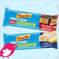 New Product Review Club Offer / Nouvelle Offre du Club des bancs d'essai: PowerBar ProteinPlus Reduced Sugar