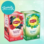 New Offer on FamilyRated / Nouvelle Offre sur FamilyRated: Lipton® Tea