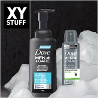 New Offer on XY Stuff / Nouvelle Offre sur XY Stuff : Dove Men+Care Personal Care