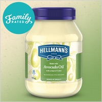 New Offer on FamilyRated.com / Nouvelle Offre sur FamilyRated: Hellmann's® with Avocado and a hint of Lime
