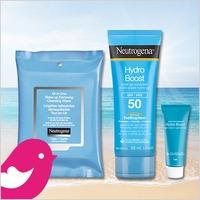 New Product Review Club Offer / Nouvelle Offre du Club des bancs d'essai: Neutrogena® Hydro Boost Sun