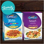 New FamilyRated Club Offer: Catelli® Pasta
