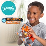 NEW Offer on FamilyRated: Rusty Rivets