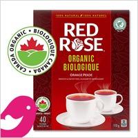 NEW Product Review Club® Offer / NOUVELLE Offre Club des bancs d'essai : Red Rose® Tea