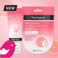 New Product Review Club® Offer / Nouvelle Offre du Club des bancs d'essai: Neutrogena® Pink Grapefruit