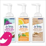 New Product Review Club Offer / Nouvelle Offre du Club des bancs d'essai: St. Ives Shower Foams