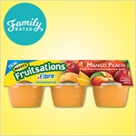 New Product Review Club Offer / Club des bancs d'essai: Mott's Fruitsations* +Fibre Unsweetened Mango Peach