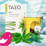 New ChickAdvisor Opportunity: The TAZO® Tea Brand Challenge!