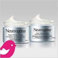 NEW Product Review Club® Offer: Neutrogena® Rapid Wrinkle Repair® Regenerating Cream / NOUVELLE Offre Club des bancs d'essai: Crème Régénératrice Neutrogena® Correcteur de Rides Express