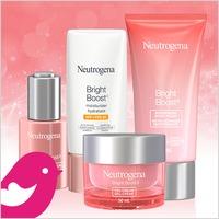 NEW Product Review Club® Offer / NOUVELLE Offre Club des bancs d'essai: Neutrogena® Bright Boost™