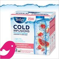 NEW Product Review Club® Offer / NOUVELLE Offre Club des bancs d'essai: Tetley Cold Infusions