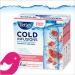 NEW Product Review Club® Offer / NOUVELLE Offre Club des bancs d'essai: Tetley Cold Infusions