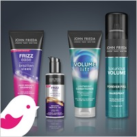 NEW *United Kingdom* Product Review Club® Offer: John Frieda Hair Care
