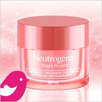NEW Product Review Club® Offer / NOUVELLE Offre Club des bancs d'essai: Neutrogena® Bright Boost Recovery Gel Cream/ Gel-Crème Réparateur