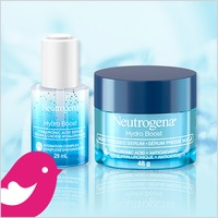 NEW Product Review Club® Offer / NOUVELLE Offre du Club des bancs d'essai: Neutrogena® Hydro Boost