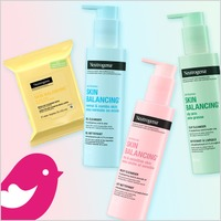 NEW Product Review Club® Offer / NOUVELLE Offre du Club des bancs d'essai: Neutrogena® Skin Balancing