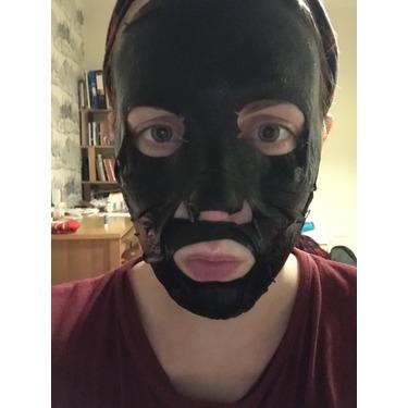 Garnier SkinActive The Super Purifying Charcoal Sheet Mask