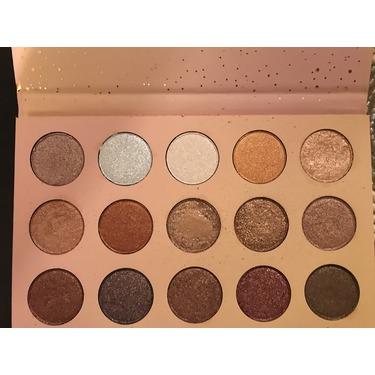 Colour pop eyeshadow palette