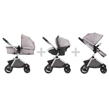 Evenflo Pivot Travel System Reviews In Strollers Travel Systems