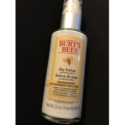Burt's bees day lotion