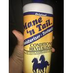 Maine and tail shampoo