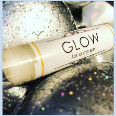 Glow for a cause Lip Love natural balm