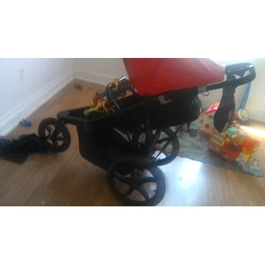 Baby Trend Cardinal Red Jogging Stroller Reviews In Strollers