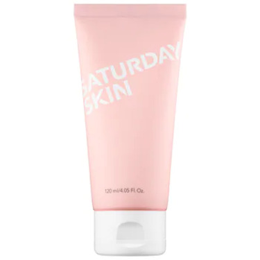 Saturday skin rise + shine