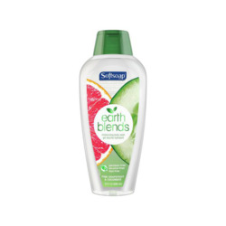 Softsoap Earth Blends Body Wash, Pink Grapefruit & Cucumber
