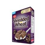 Post Dark chocolate shredded wheat