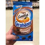Goldfish Grahams Chocolate Brownie