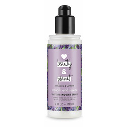 Love Beauty & Planet Argan Oil & Lavender Leave-in Smoothie Cream