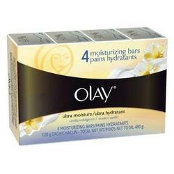 Olay Ultra Moisture Vanilla Indulgence Soap Bar